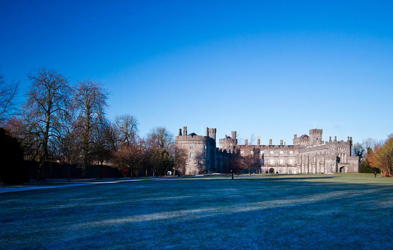 Kilkenny Castle and Grounds<br /> December 2010
