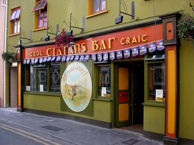 A pub in Clare