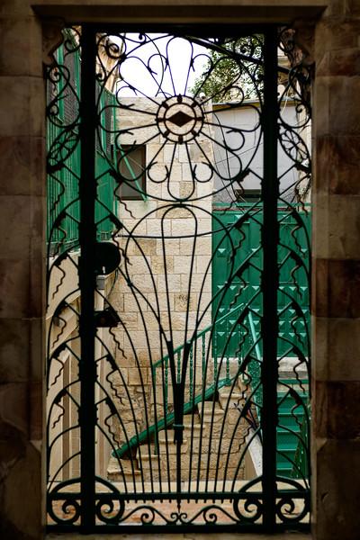 In the Christian Quarter, Old City, Jerusalem