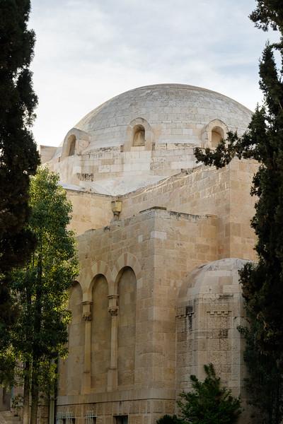 Jerusalem International YMCA (Arthur Loomis Harmon, 1933)