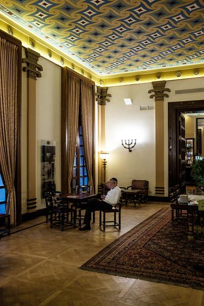 King David Hotel, Jerusalem (1931)