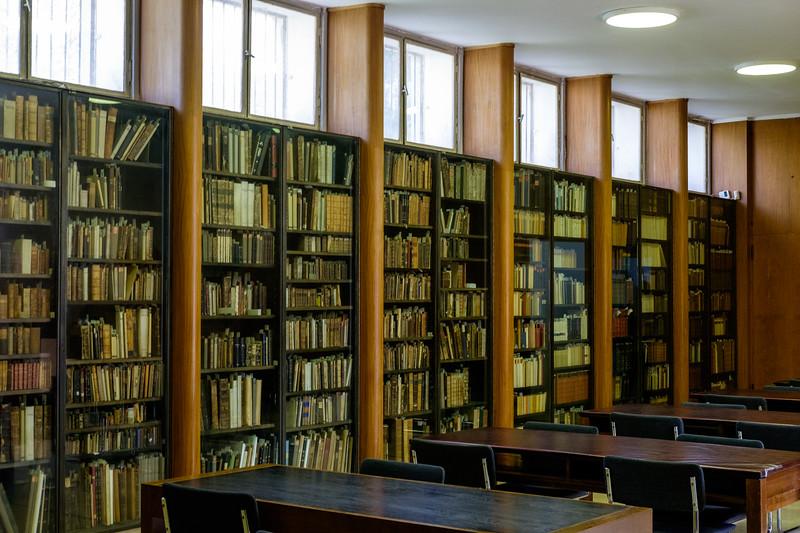 Schocken Library, Jerusalem (Erich Mendelsohn, 1936)