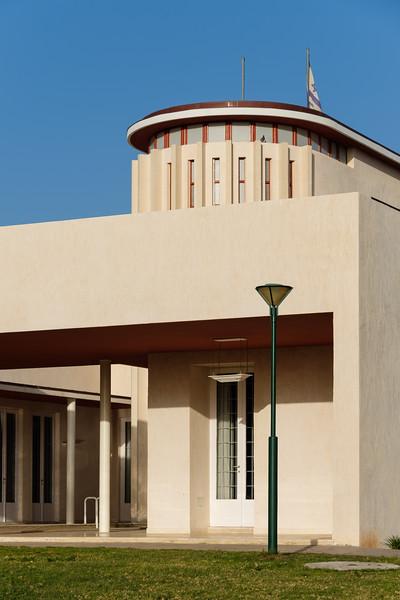 Weizmann House, Rehovot (Erich Mendelsohn, 1935-36)