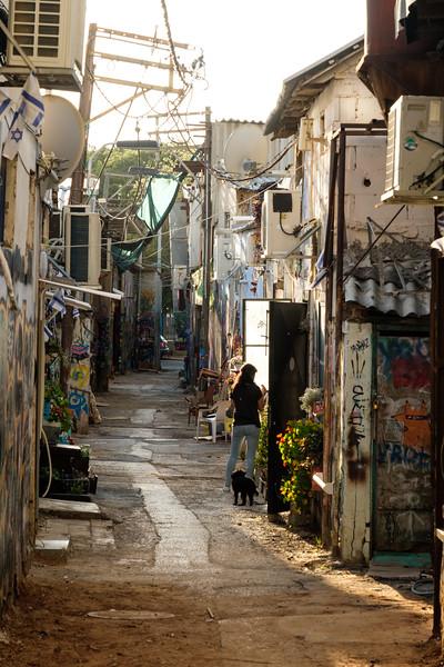 In Florentin, Tel Aviv-Yafo