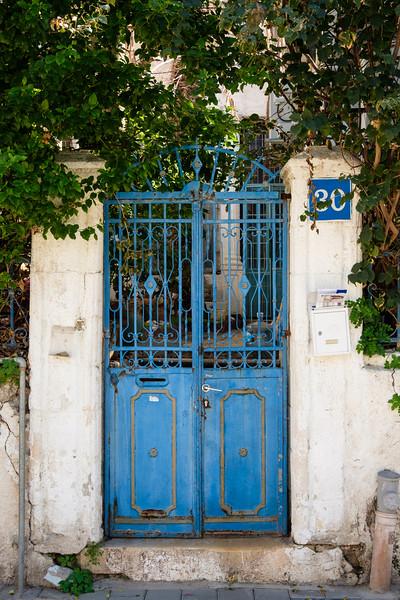 In the Neve Tzedik district, Tel Aviv-Yafo
