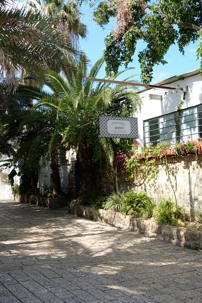 At the Hamam, Jaffa (Yafo)