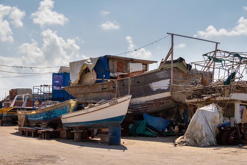 In Old Jaffa (Yafo)