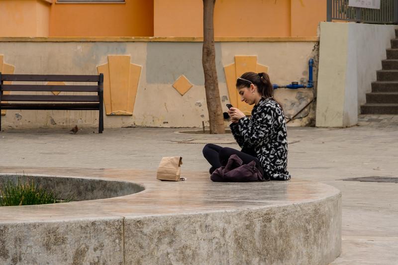 Bialik Square, Tel Aviv-Yafo