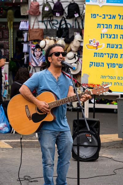 Magen David Square at Carmel Market (Shuk HaCarmel), Tel Aviv-Yafo
