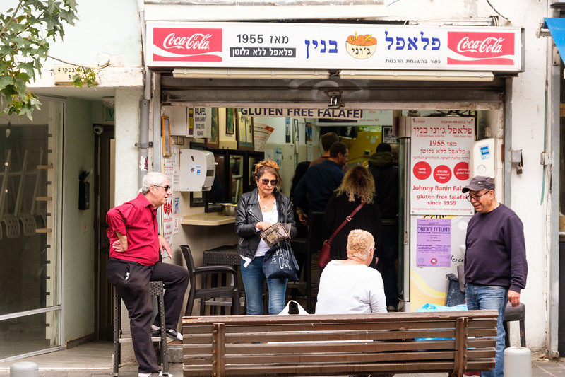 In Tel Aviv-Yafo
