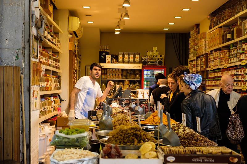 Carmel Market (Shuk HaCarmel), Tel Aviv-Yafo