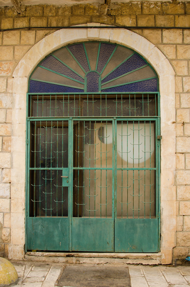 Doors of Tzfat