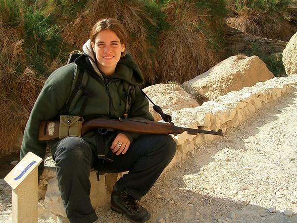 An Israelis soldier
