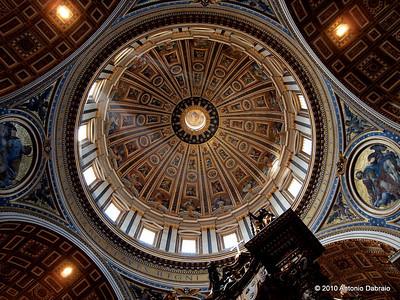 Basilica di San Pietro (Cupola)