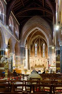 All Saints Anglican Church, Rome.
