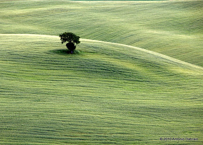 Val d'Orcia - Toscana