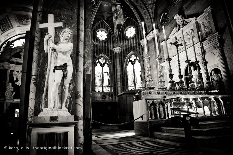 """Michaelangelo's """"Il Cristo"""""""