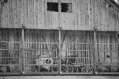 Farm Utensilien im Pustertal