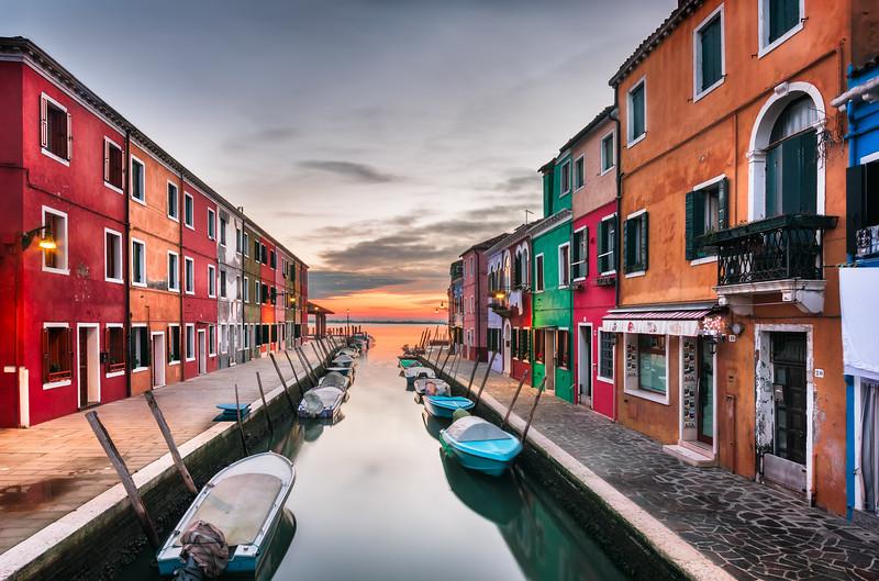 IslandOfColours II Burano, Italy