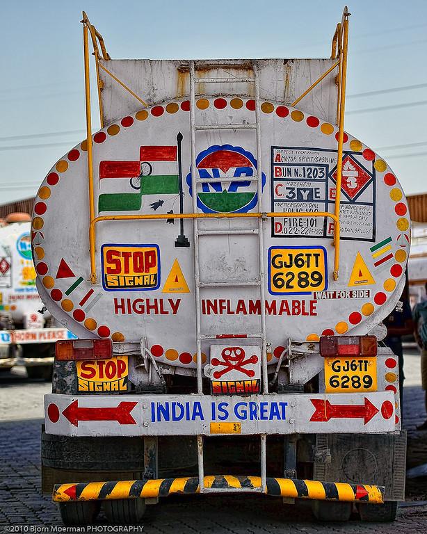 Indian trucks