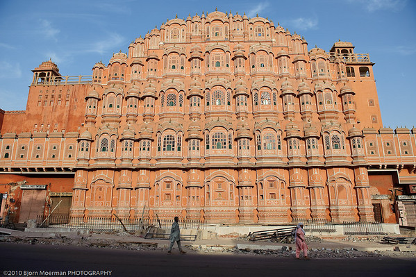 Hawa Mahal-Palace of the Winds, Jaipur