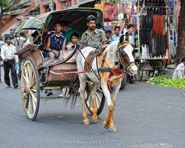 Before the cars, Jaipur