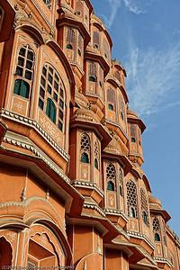 Hawa Mahal-Palace of the Winds, Jaipur