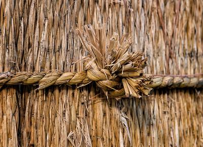 Komo - Maki a straw mat binding