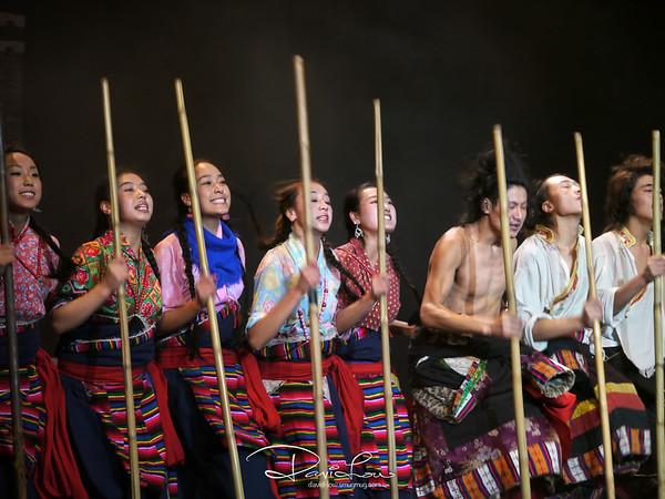 Tibetan cultural dance 3