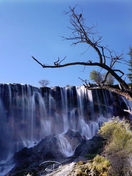 Pearl Shoals 3 - I've never in my life taken so many waterfalls.