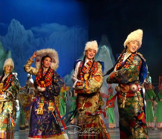 Tibetan cultural dance 7