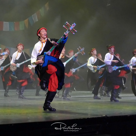"""Intro - The following dances were captured in the theatre In Jiuzhaigou (China) entitled """"The Tibetan Mystery"""".   18 Oct 2010"""