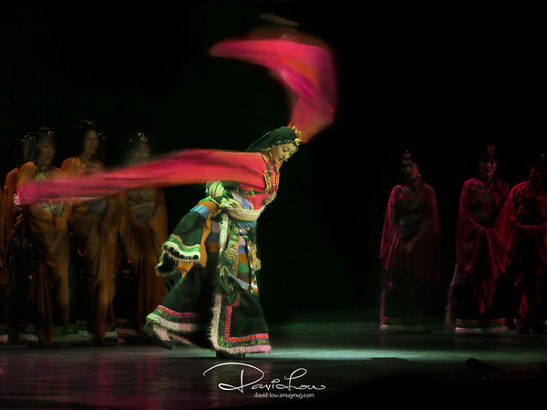 Tibetan cultural dance 4