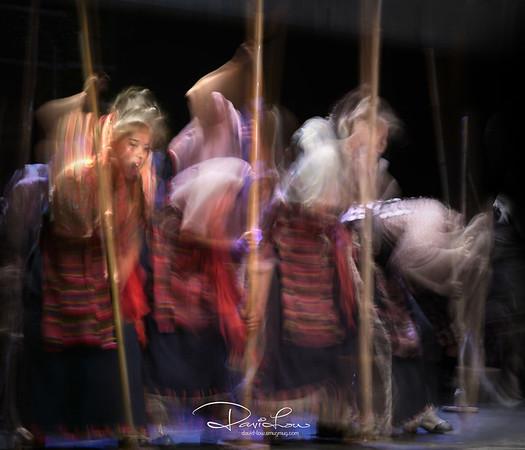 Tibetan cultural dance 2