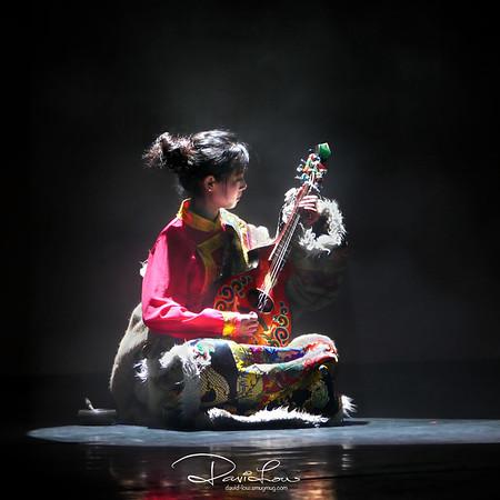 Tibetan cultural music