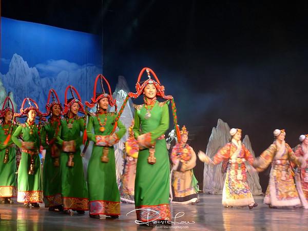 Tibetan cultural dance 6