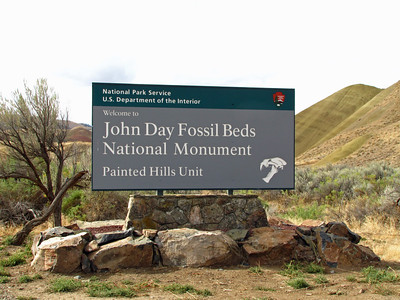 John Day Fossil Beds National Monument, Oregon (Painted Hills Unit) (12)