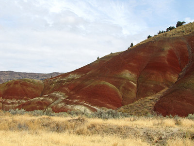 John Day Fossil Beds National Monument, Oregon (Painted Hills Unit) (14)