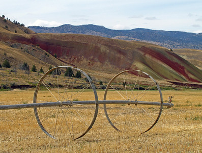 John Day Fossil Beds National Monument, Oregon (Painted Hills Unit) (5)