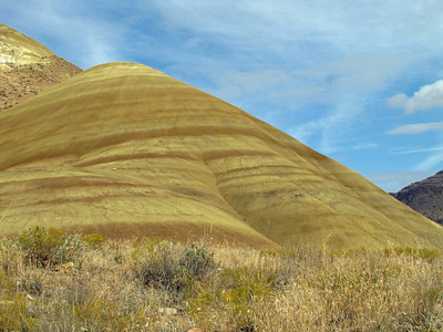 John Day Fossil Beds National Monument, Oregon (Painted Hills Unit) (17)