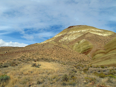 John Day Fossil Beds National Monument, Oregon (Painted Hills Unit) (16)