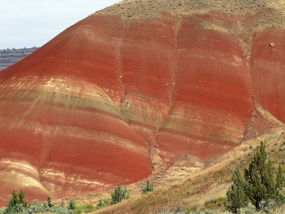 John Day Fossil Beds National Monument, Oregon (Painted Hills Unit) (13)