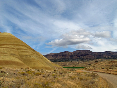 John Day Fossil Beds National Monument, Oregon (Painted Hills Unit) (18)