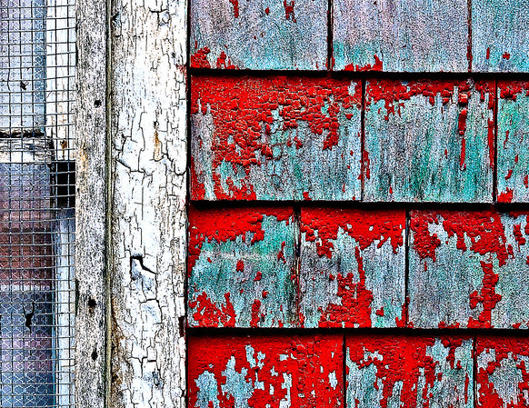 Old house, Ketchikan, Alaska