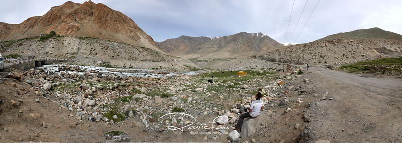 Enroute to Ladakh