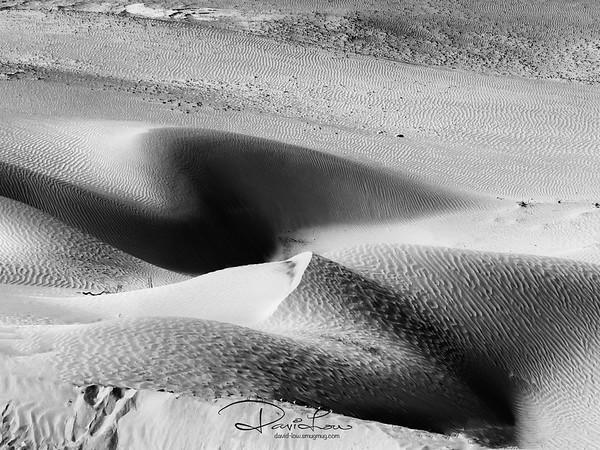 Sand dunes of Hunder