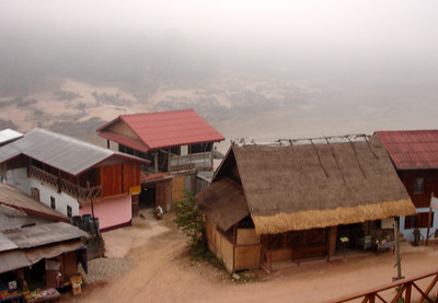 guest house village in Bakbang - 2007
