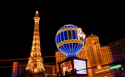 Paris Casino on the Strip