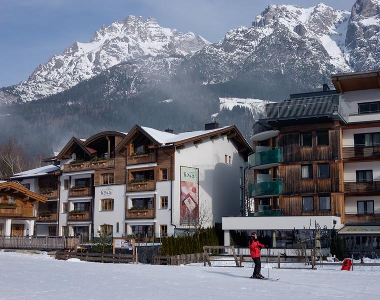 Leogang, Austria, Skitrip  Feb 2016