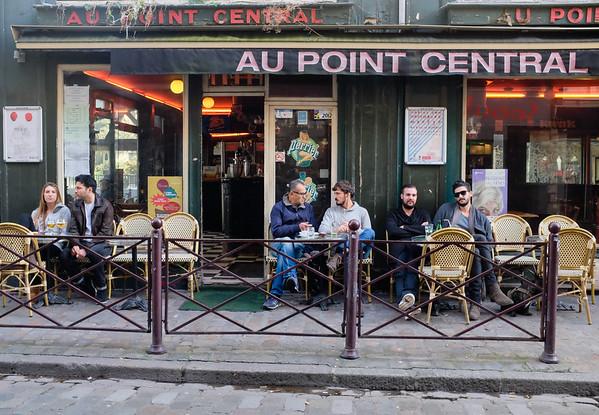Bar at vieux Lille